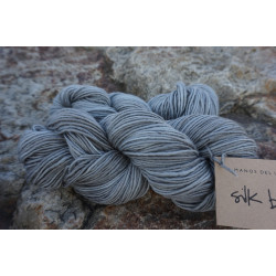 Manos del Uruguay Silk blend Nickel 3031